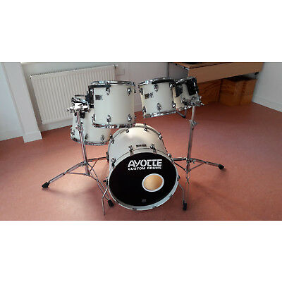 Ayotte Custom Drum-Set - Made in Canada, Vancouver by Ray Ayotte