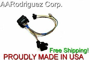 Wondrous New Headlight Wiring Harness 1999 2005 Vw Mk4 Golf Cabrio Wiring Cloud Hisonuggs Outletorg