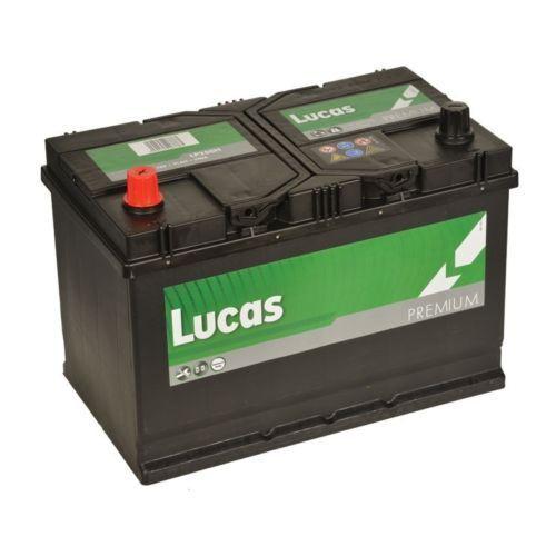 TYPE 334 12V 91AH Lucas 250H Battery LAND ROVER TOYOTA MITSUBISHI ETC 90AH