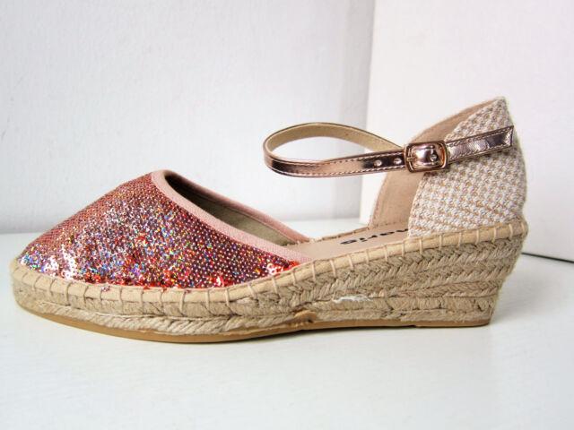 tamaris pumps gold glitter, Tamaris slipper wood damen
