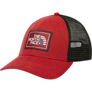 2c777d583 The North Face Americana Trucker Hat Red / Black OS