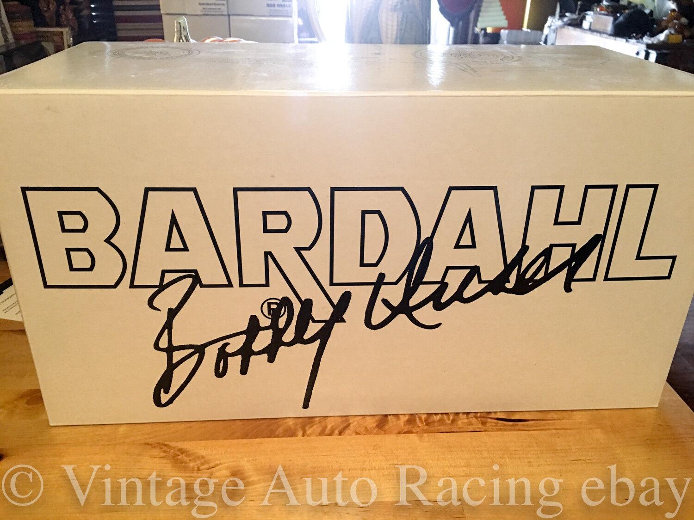 1969 Bobby Unser SIGNED SIGNED SIGNED Bardahl Offenhauser Dirt Champ 1 12 GMP Sprint Diecast 69fd3d