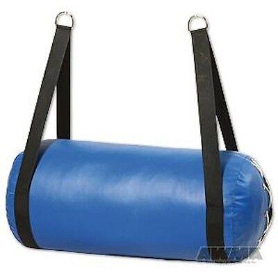Uppercut Bag MMA Boxing Equipment Training Gear Blue Vinyl Bag