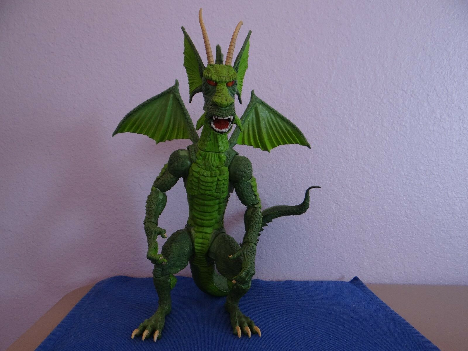 Fin Fang Foom BAF Marvel Legends Legends Legends Hasbro (Perfect Paint & Tight Joints) c9d20d