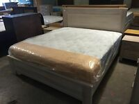 Gap Factory Second King Size Bed Frame