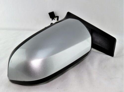 Vauxhall Zafira-B 2005-2009 Left Side Electric Door Mirror 13137806 Silver-Beige