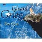 Edvard Grieg - Grieg: Peer Gynt; Piano Concerto; Symphonic Dances (2000)