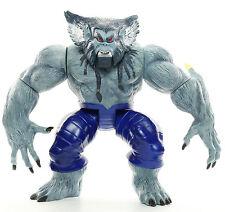 "X-Men Mutant Monsters Electronic Sound DARK BEAST 7"" Action Figure Marvel ToyBiz"