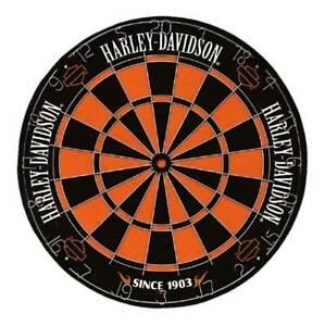 Harley Davidson Colors >> Details About Harley Davidson Traditional Premium Dartboard W Harley Colors 18 In 61978