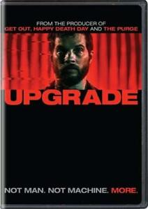 UPGRADE (DVD, 2018) Brand New!* Action, Sci Fi., Sealed! FREE SHIPPING in US!!