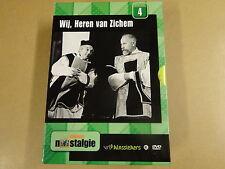 3-DVD BOX / WIJ, HEREN VAN ZICHEM - SEIZOEN 1 ( VRT KLASSIEKERS )