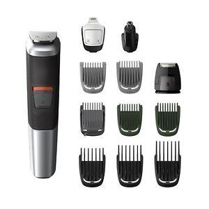 Philips-Barbero-MG5740-15-Recortador-barba-y-precision-12-en1-tecnologia-Dualcut
