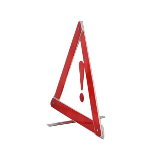 Large Warning Car Triangle Reflective Road Emergency Breakdown Safety Hazard