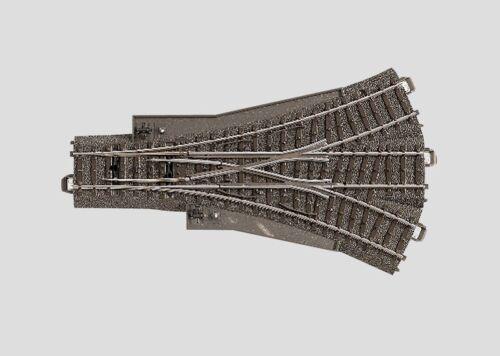 Märklin h0 C Binario 24630 tre vie morbida 188,3 mm adattabile con 74461 74470