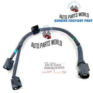image is loading new-genuine-toyota-lexus-oem-knock-sensor-wire-