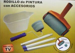 Rullo pittura verniciatore pitturare dipingere serbatoio accessori