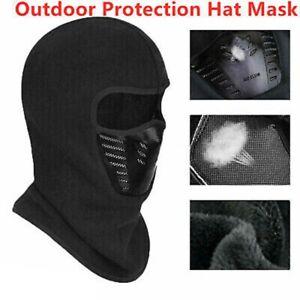 Sport Balaclava Windproof Fleece Bicycle Ski Head Neck Face Cover