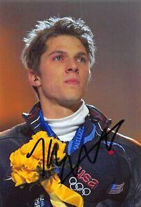 Kip Carpenter - USA - Olympia 2002 - Shorttrack - BRONZE - Foto sig. (10)