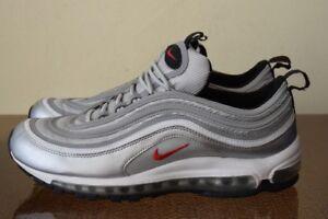 Nike Air Max 97 OG (silber) 317170 061   43einhalb Sneaker Store