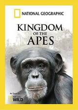 "National Geographic DVD ""Kingdom of the Apes"""