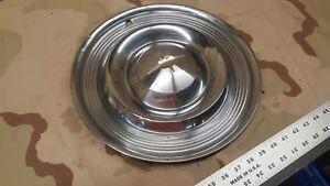 """(1) 1957 Oldsmobile Classic 14 inch Wheel Hub Cap OEM Hubcap 14"""" Hubcaps"""