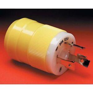 Marinco 305CRPN 30A Shore Power Male Plug