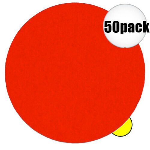 "FREUD DCD050040P50G DIABLO 5/"" StickFast PSA 40G Sanding Discs 50ct"