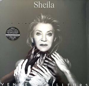 Sheila LP Venue D'ailleurs - Tirage Limité Vinyle Transparent