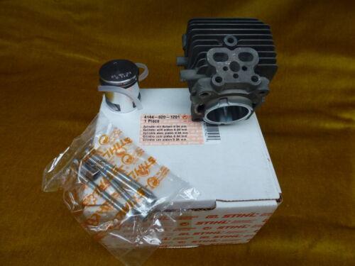 NEU Original Stihl FC 70 C FS 70 C Zylinder mit Kolben 34 mm 4144 020 1201