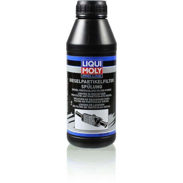 Original Liqui Moly 5171 pro Line Diesel Particle Filter Flush Can 500 ML