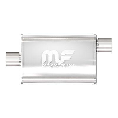 """Magnaflow 11226 High-Flow Performance Muffler 4x9x14 Oval 2.5/"""" Offset//Center"""