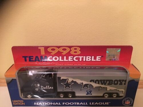 1998 DALLAS COWBOYS FORD AEROMAX TRAILER/WHITE ROSE COLLECTIBLES