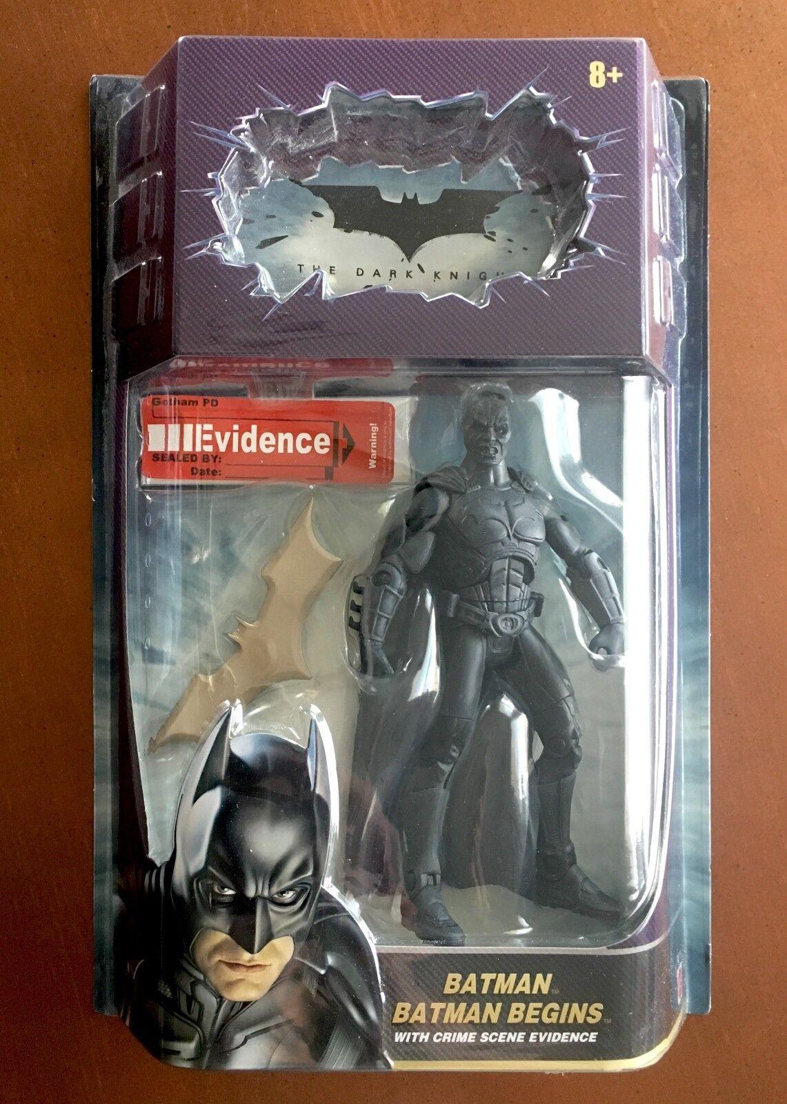 Batman begins batman - figur - variante - dc - universum film