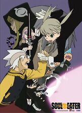 *NEW* Soul Eater Group Fabric Poster