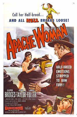 WOMAN VINTAGE MOVIE POSTER PRINT 54x36 BIG 9 MIL PAPER 1958 ATTACK OF THE 50 FT