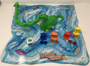 DRAGON-CHASE-BOARD-GAME-2012-BY-IDEAL-Please-Read-Description