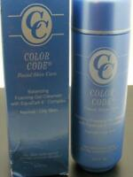 $30 Color Code Women Of Color Balancing Foaming Gel Cleanser Normal/oil Skin