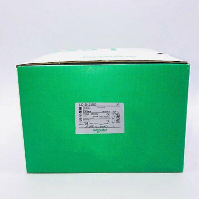 Schneider Contactor LC1D123BD New In Box ! ONE-Year Warranty