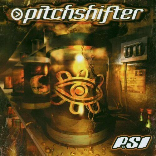 Pitchshifter [CD] Psi (2002)