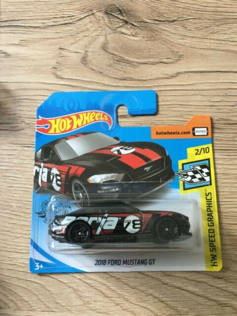 HOT WHEELS  ´2018 Ford Mustang GT