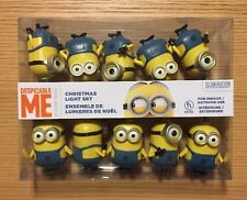 Kurt S Adler Despicable Me Christmas 10 Light Set UL Approved ...