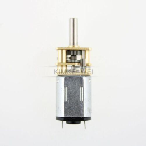 6V 300RPM Torque Gear Box Motor New