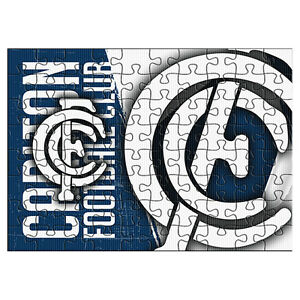 Carlton-Blues-AFL-Logo-48-Piece-Jigsaw-Puzzle-Board-Game-Birthday-Christmas-Gift