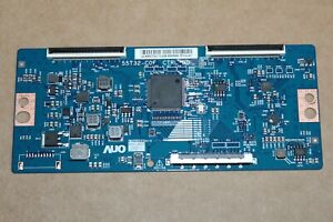 LCD TV TCON LVDS BOARD 55T32-C0F For Polaroid P50UPA2029A 06