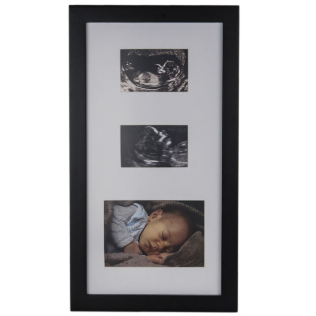 Reboxed Ultrasound Scan Photos Picture Frame Pregnancy Baby Shower ...