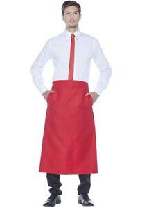 Caricamento dell immagine in corso Grembiule-Cucina-Bar-Cuoco-Uomo-Donna-da- Lavoro- 51b5b08fe3c4
