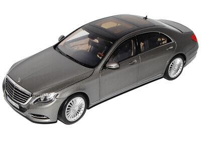 new CLS W257 1:18 Modell Mercedes Benz Norev graphitgrau