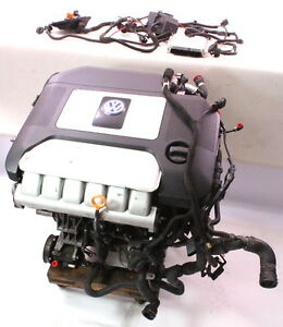 2001 vw jetta vr6 engine for sale