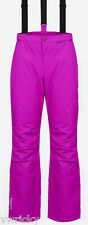 HOT PINK Girls SKI Pants Salopettes Age 13 14 164cms Ice Peak Theron Jr  NEW