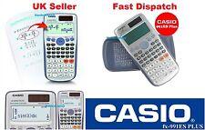 Casio FX-991ES PLUS Scientific Calculator 417 Function Back to School Free P&P